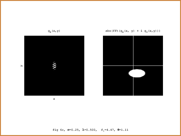 fig-4,2D cosine function with varying f_1s